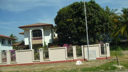 Brunei house