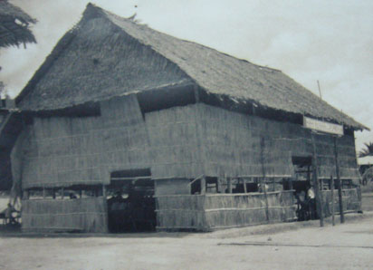 1950s school in Sandakan