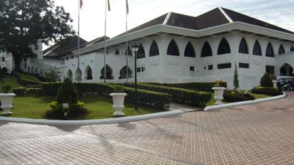 Astana in Kuching