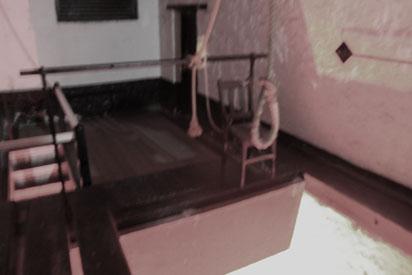 The final punishment at Fremantle Prison