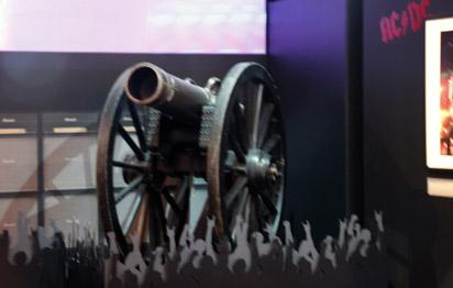 ac/dc cannon prop
