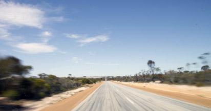 Back on the long roads of Western Australia