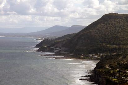 Sea road, Australia