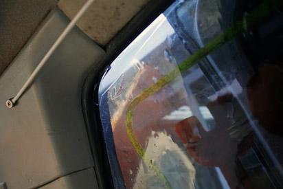 Window tint edge