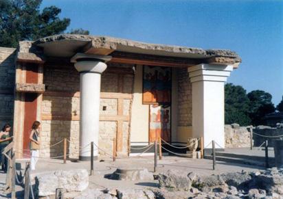 Knossos Building