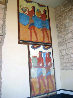 Knossos Painting