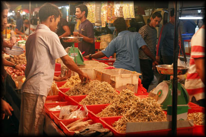 anchovies market