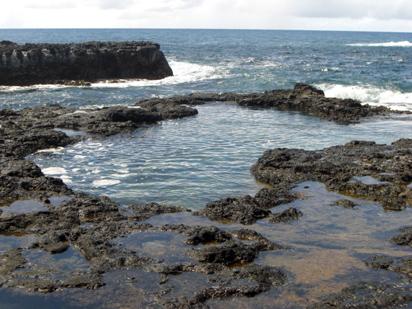 lava pool kauai