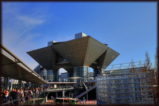 HDR Tokyo Big Sight
