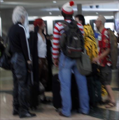 where's wally cosplay
