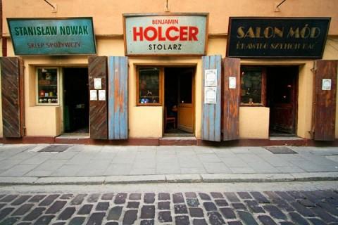 Krakow shops
