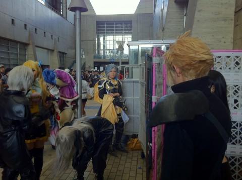 final fantasy 7 cosplay