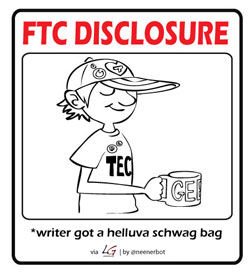 FTC Goody pack