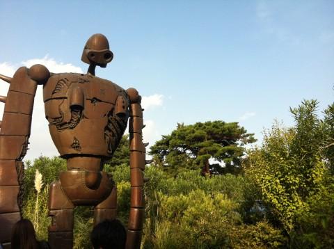 Studio Ghibli Robot