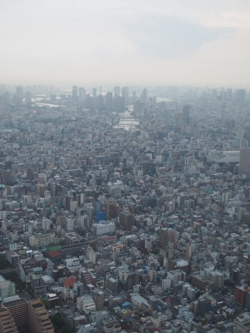 Skytree view 1
