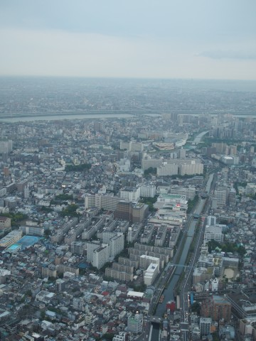 Skytree view 2