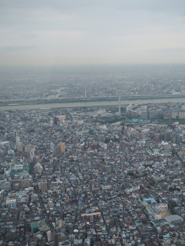 Skytree view 3