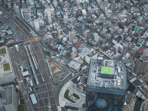 Skytree view 4