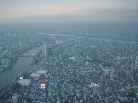 Skytree view 5