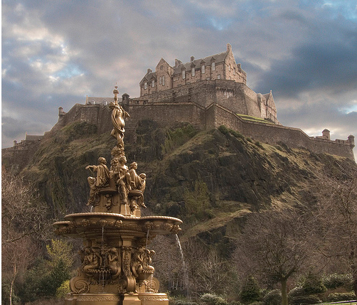 Amazing Places To See Scotland: Top 5 Things To Do In Edinburgh, Scotland