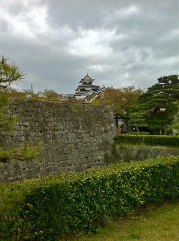 Shirakawa castle