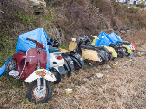 tsunami-damage-mopeds-photo